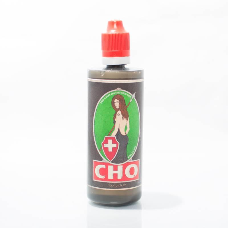 Foo CHO paradisegreen