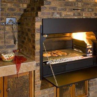 Home Fires Home Fires Supreme de Luxe 1000 inbouwbraai