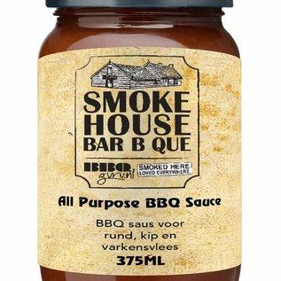 Smokehouse All Purpose BBQ saus