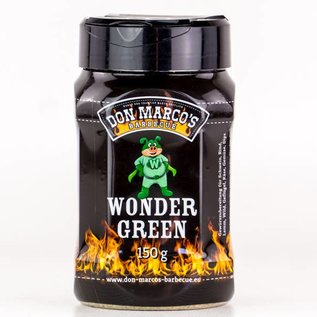 Don Marcos Don Marco's Wonder Green