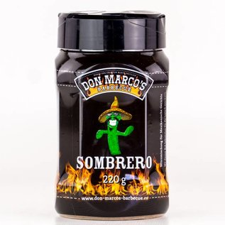 Don Marcos Don Marco's Sombrero