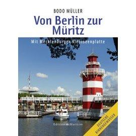 Delius Klasing Vaarwijzer Berlijn tot Muritz