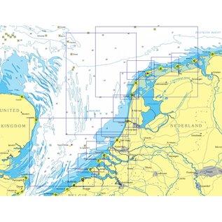 NV Verlag NV VERLAG Atlas NL1 - Borkum naar Oostende 2017