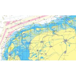 NV Verlag NV VERLAG Atlas NL2 Waddenzee (MAART)