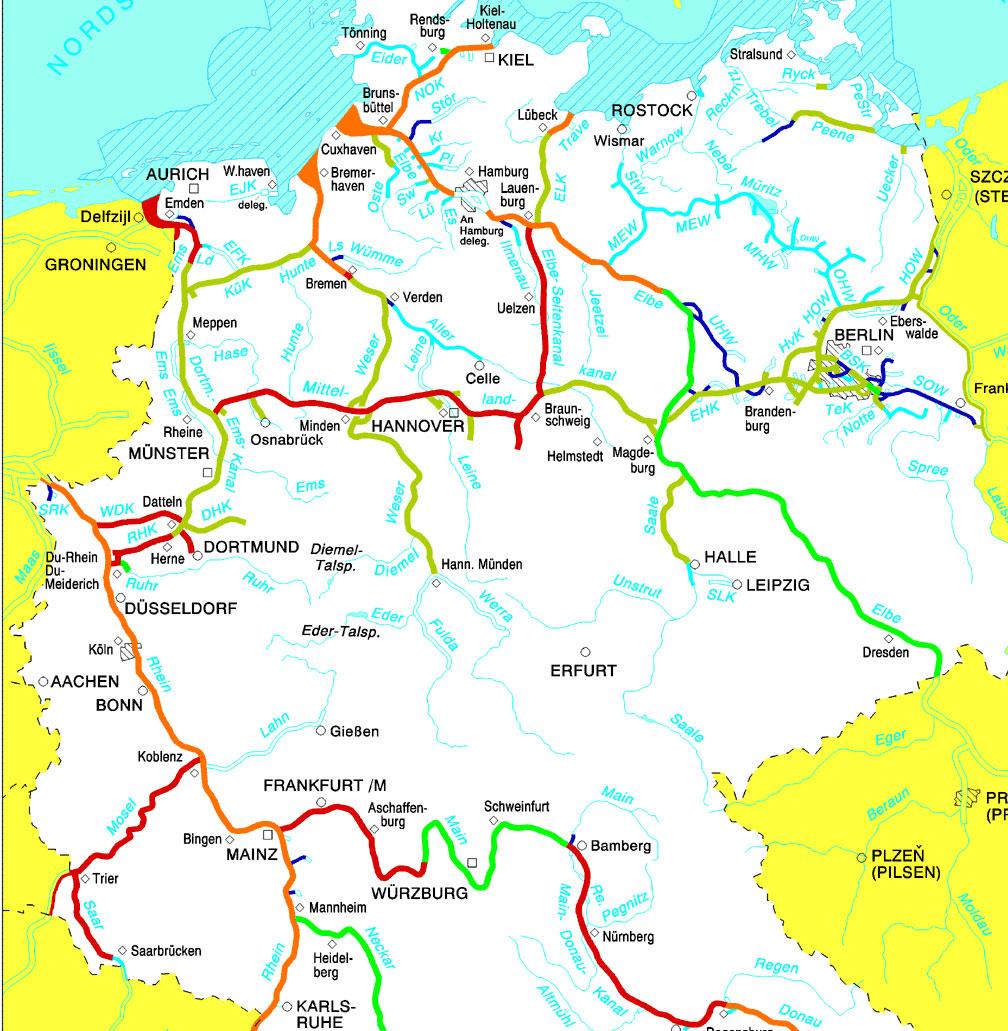 Duitse Vaarkaarten En Watersportboeken Watersport Almanak Webshop