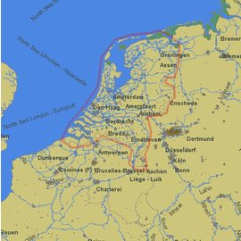 PC Navigo PC Navigo Nederland 2018 MET GPS