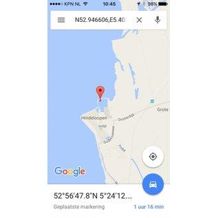 GPS Tracker beveiliging watersport