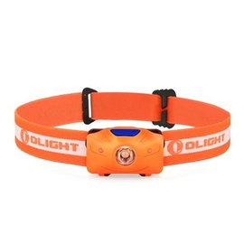 Olight ledlampen Olight H05 Active hoofdlamp Oranje