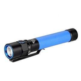 Olight ledlampen Olight S2 baton Blauw 550 lumen