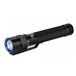 Olight ledlampen Olight S2 Baton Zwart 550 lumen led zaklamp