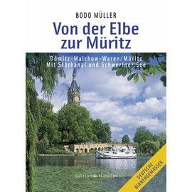 Delius Klasing Vaarwijzer Elbe tot Müritz