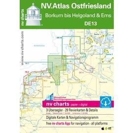 NV Verlag Duitsland DE 13 – Eems - Borkum tot Helgoland