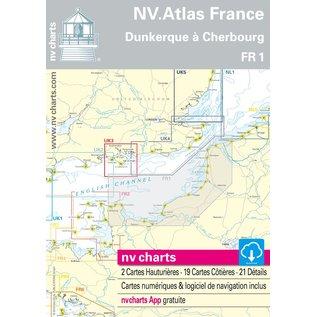 NV Verlag Frankrijk Van Oostende naar Cherbourg