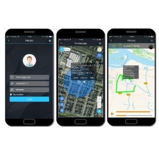 Globaltrace GPS Tracker beveiliging watersport  G950