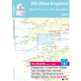 NV Verlag NV Atlas UK2  Engeland - Van Start Point tot The Needles