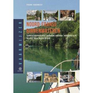 Hollandia Vaarwijzer Noord-Franse binnenwateren