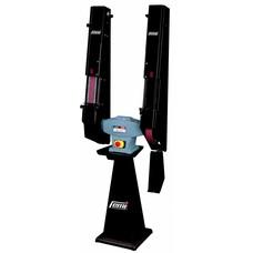 Femi 298 - Combi werkbankbandschuurmachine industrial - 1100W - 400V