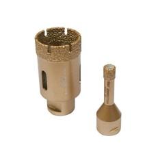Baier 7601 - Vacuüm-speciaal-tegelboor - 82mm