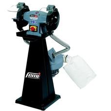 Femi 195/M - Werkbankslijpmachine industrial incl. afzuiging - 2200W - 400V