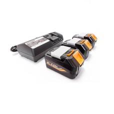 Keyang BATTPACK184 - Accupack 3x18V 4.0Ah accu + C14439 14.4-18V oplader