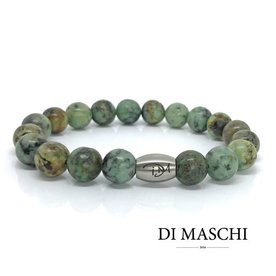 African Green Turquoise 10 mm