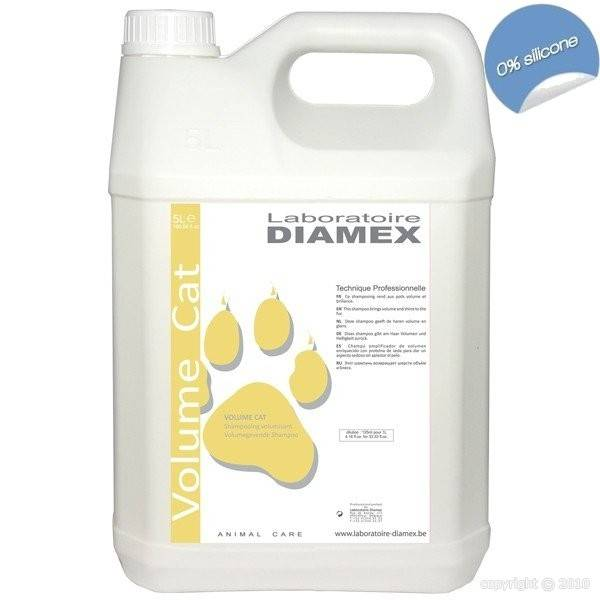 Diamex Diamex Shampoo Volume Cat
