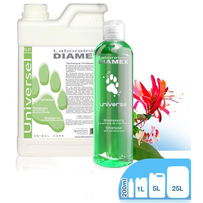 Diamex Diamex Shampoo Universeel Kamperfoelie