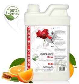 Horse of the World Bio-technic shampoo