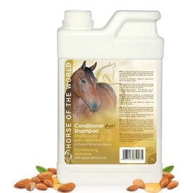 Horse of the World Conditioner Pearl shampoo