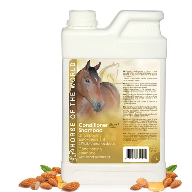 Horse of the World Horse of the World Conditioner Pearl shampoo