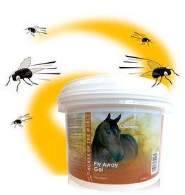 Horse of the World Fly Away Pearl gel