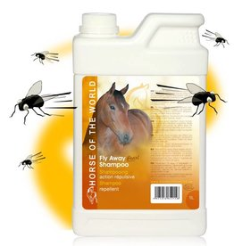 Horse of the World Fly Away Pearl shampoo