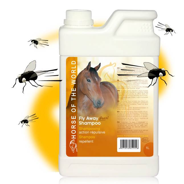 Horse of the World Horse of the World Fly Away Pearl shampoo