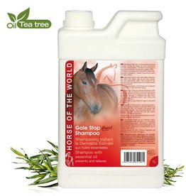 Horse of the World Gale Stop Pearl shampoo