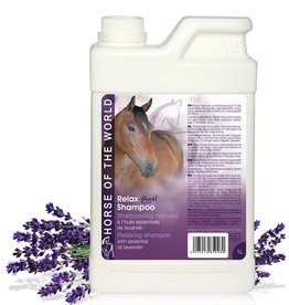 Horse of the World Relax Pearl shampoo