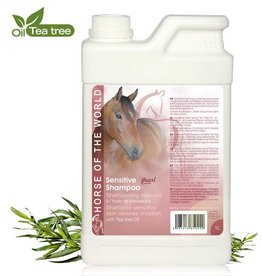 Horse of the World Sensitive Pearl shampoo