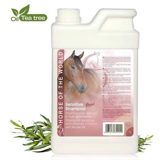Horse of the World Horse of the World Sensitive Pearl shampoo