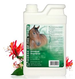 Horse of the World Universal Pearl shampoo