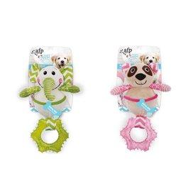 All for paws Goofy Elephant & Panda