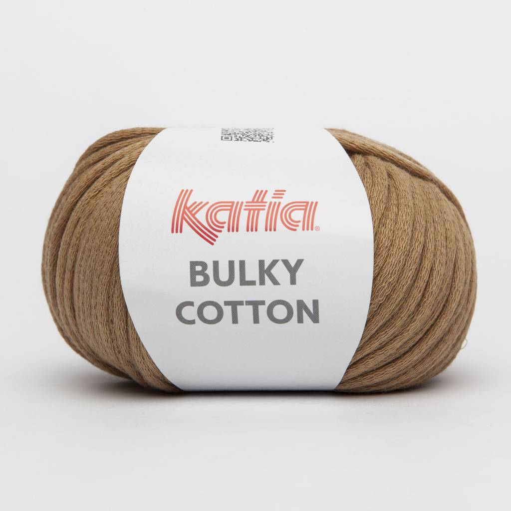KATIA Bulky cotton - Camel (55)