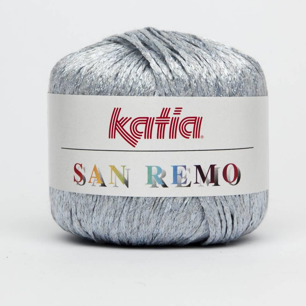 KATIA San Remo - gris-bleu clair (79)