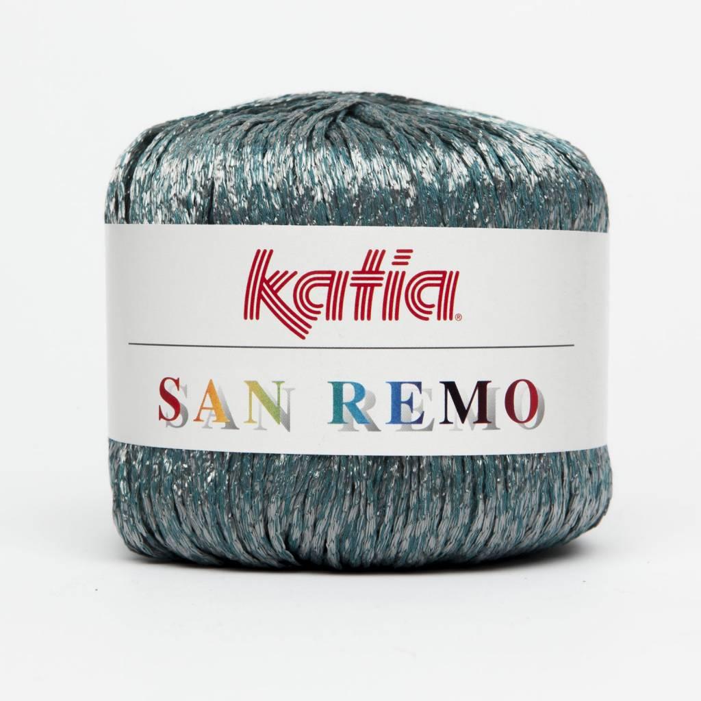 KATIA San Remo - Turkoois (80)