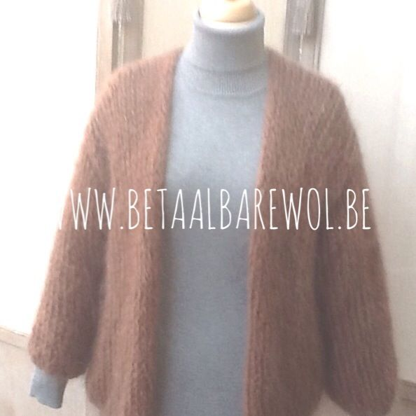 Explication cardigan - Kid-Annell