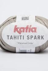 KATIA Tahiti spark - Beige/zilver (71)