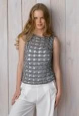 KATIA Tahiti spark - Licht grijs/zilver (73)
