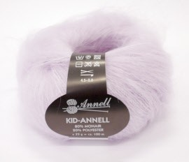 Annell Kid-Annell - Pastel lila (3175)
