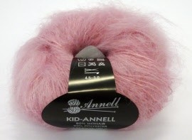 Annell Kid-Annell - Oud rose (3151)