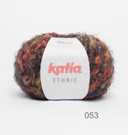KATIA Ethnic (53) - Roest/mosterd/orange