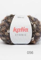 KATIA Ethnic (56) - Camel/Beige/Vert mousse