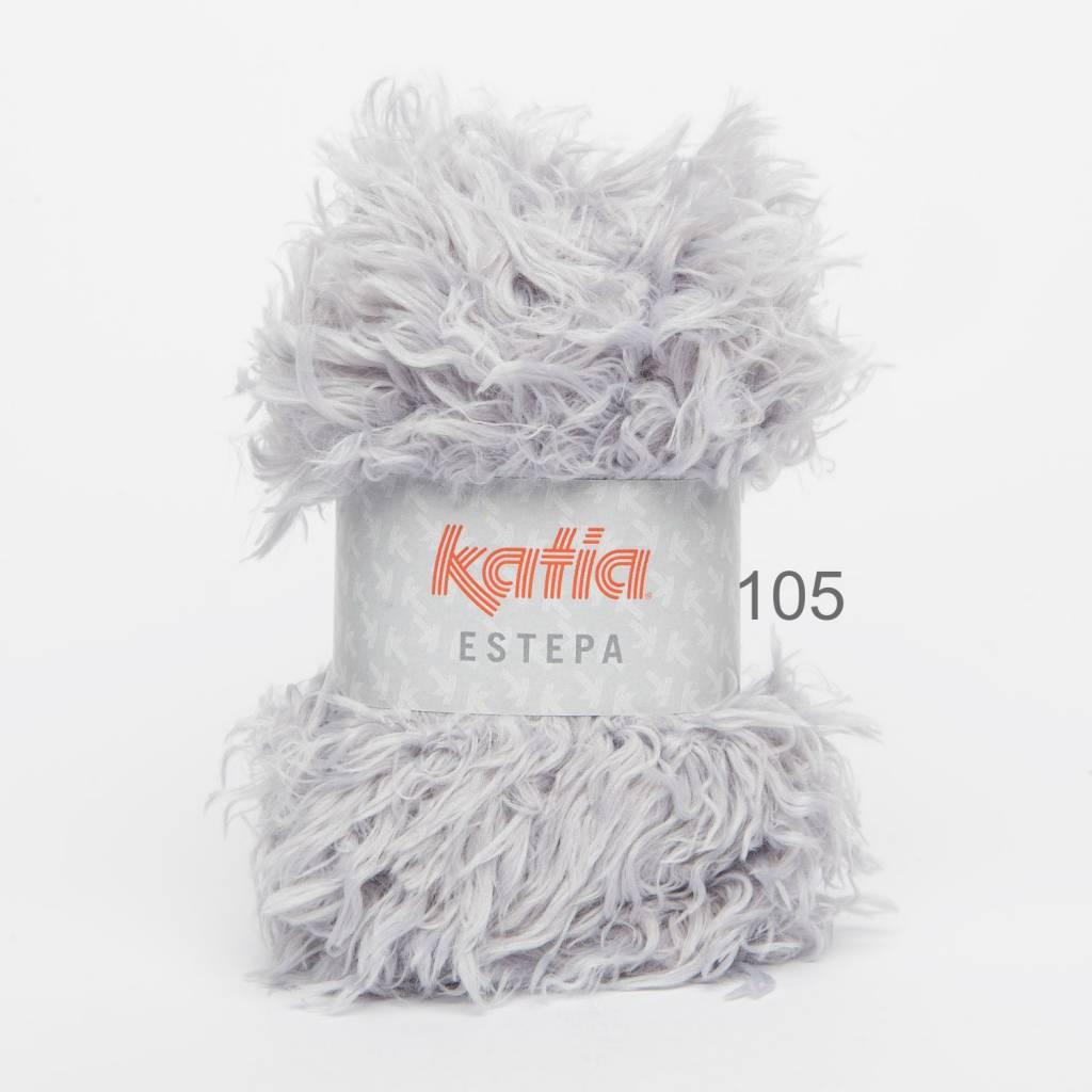 KATIA Estepa (105) - Licht grijs